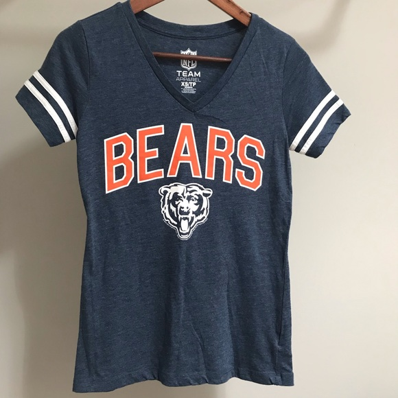 067144f7 Chicago Bears Women's Short Sleeve Tee